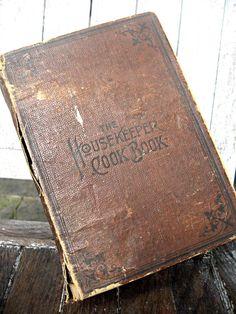 .The Housekeeper Cookbook