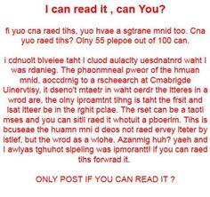 hmmmm are you creative..I AM. Read every word.