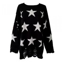 Unique Stars Printed Knit&Sweater for only $18.00 ,cheap Sweaters & Cardigans - Clothing & Apparel online shopping,Unique Stars Printed Knit&Sweater, You also you use it as a sun-clothe.