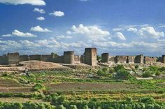 Diyarbakir. Turkey The only other place with a bigger wall, is China's Great Wall.