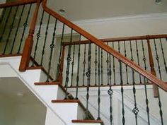 interior cast iron hand railing picture - Bing Images
