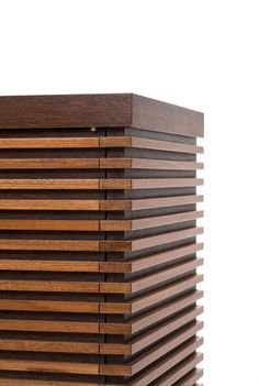 'Ripado' sideboard, with its handsome, slatted design, available in a variety of FSC-certified woods. Option of flat or slatted back. Part of the Etel. Tv Furniture, Cabinet Furniture, Furniture Design, Dvd Storage Cabinet, Shoe Storage, Tv Cupboard, Tv Wall Cabinets, Wall Cladding, Modern Sofa