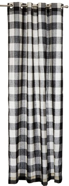 Country Plaid Sheer Curtains – All Curtains