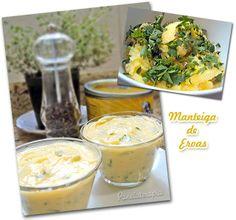 Manteiga de Ervas II ~ PANELATERAPIA - Blog de Culinária, Gastronomia e Receitas