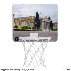 Every basketball fan needs a mini basketball hoop! Shop for a basketball hoop or design your own at Zazzle. Mini Basketball Hoop, Athens, Games, Plays, Gaming, Toys, Athens Greece, Spelling, Game