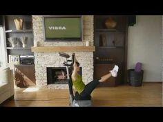 VibraSlim Vibration Exercise Plate Training Video