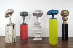 Bombs, 2005, by Molly Larkey