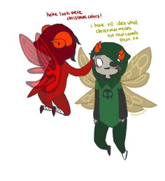 Sollux/Aradia  - Homestuck. Oh my goodness too cuuuute!