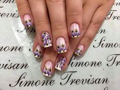 Unha delicada de Simone Trevisan. Sensitive nail. Uña sensible. Unghie sensibili.