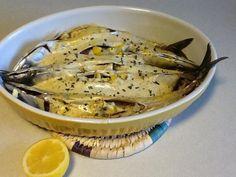 Maquereaux à la moutarde et aux épices : Recette de Maquereaux à la moutarde et…