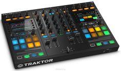 Native Instruments Traktor Kontrol S5, Black DJ-контроллер
