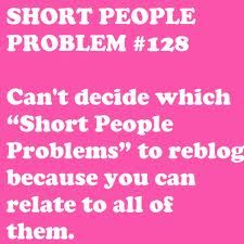Pretty much! :) #petite #short_girl #problems