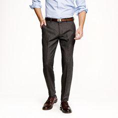 jcrew houndstooth pants  Ludlow slim suit pant in houndstooth Italian wool item 02330