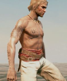 Shared by Captain's Sword. Find images and videos about sexy, sea and handsome on We Heart It - the app to get lost in what you love. Assassin's Creed Hd, Assasins Cred, Assassins Creed Black Flag, Edwards Kenway, Western Movies, Character Modeling, Borderlands, Seas, Persona