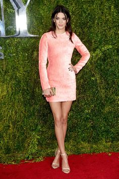 Kendall Jenner - Tony Awards 2015: click through to see the full gallery