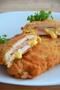 Easy Chicken Recipes for Family & Couple Food Design, Appetizer Recipes, Dinner Recipes, Food Porn, Good Food, Yummy Food, Czech Recipes, Healthy Dishes, Chicken Recipes