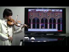 ▶ 【SFC】スーパーマリオワールドをヴァイオリンで演奏しますた【でっていう】 - YouTube JUST WATCH IT! seriously.