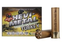 More clean kills, less recoil, and easier on the wallet when you use HEVI-Metal Turkey. #ammo https://saffordsportinggoods.com/shop/guns-and-ammo-shooting/ammunition/shotgun-shells/hevi-shot-hevi-metal-12-ga-3-1-2/