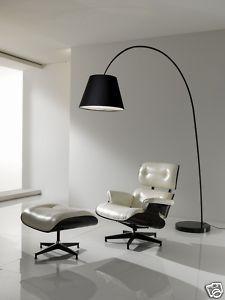 Lampada Arco + Charles Eames