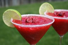 Make and share this Red Cactus Margarita - Alcohol Optional recipe from Food.com.