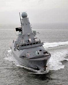 ROYAL NAVY 45 DESTROYER HMS DIAMOND
