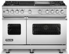 The dream stove. With so many cooks in the family maybe we need two.