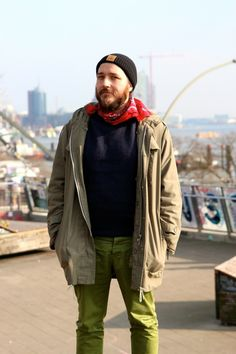Rudi von Kitchenmate treffen wir am Park Fiction in St. Pauli und sprechen über richtig gutes Essen.