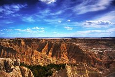 Badlands National Park Photography by Wayne Moran