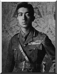 Emperor Hirohito of Japan Japanese Beauty, Japanese Art, Old Photos, Vintage Photos, Contemporary History, Showa Era, Retro Pictures, Imperial Army, Visit Japan