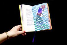 »Der Zeitsparer« Kurt Tucholsky illustriert und gestaltet von Franziska Walther | Freistil-online. Portal für Illustration