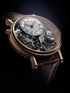 Breguet 7067 Tradition GMT