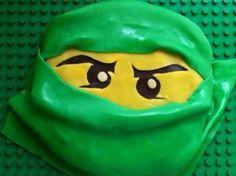 How to Make a Lego NinjaGo Birthday Cake Recipe
