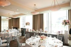 Terminal City Club. President's Room. Wedding Planning, Table Settings, Wedding Inspiration, Table Decorations, Room, Club, Furniture, Home Decor, Events