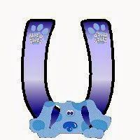 Abc Cartoon, Alfabeto Animal, Childrens Alphabet, Digital Watch, Wolf, Pretty, Blues Clues, Alphabet For Kids, Decorated Letters