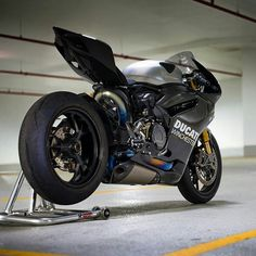 #Motorcycle #ExhaustSystem #Tire #SportBike Custom motorcycle, Ducati, Café racer, Motorcycle fairing - Follow #extremegentleman for more pics like this!