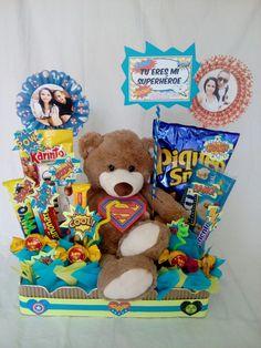 Candy Bouquet Diy, Diy Bouquet, Balloon Bouquet, Valentines Gifts For Boyfriend, Boyfriend Gifts, Valentine Crafts, Valentine Day Gifts, Diy Birthday, Birthday Gifts