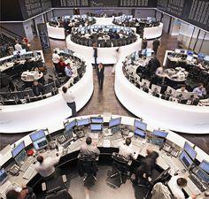 Frankfurt stock exchange II