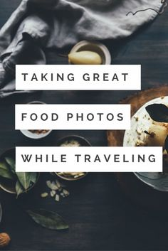 Photographers new and experienced can learn a few lessons from this guide to taking great food photos while traveling. Enjoy these insights on which cameras pair well with food photography and travel along with general tips to make sure you're capturing t