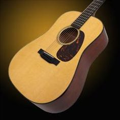 HelloMusic: Martin Guitar D-18 Acoustic