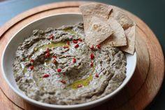 Baba ghanoush | Eats and Shoots - Comida vegetariana