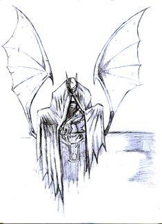 The Batman. by swiyth on DeviantArt