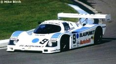 RSC Photo Gallery - World Sports Prototype Championship Montreal 1990 - Porsche 962 no.9 - Racing Sports Cars