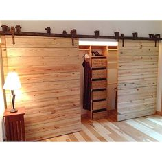 1000 images about diy furniture meubles on pinterest for Closet rusticos