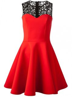 Which color of homecoming dress do you like best?