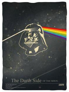 De oscuro a rainbow