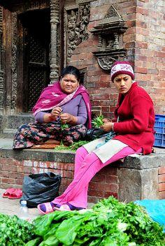 Patan, Kathmandu Valley, Nepal