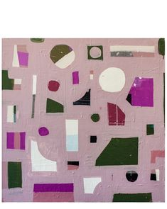 """""""Composition for Spring"""" by Megan Donnelly Sausalito California, Valley California, Abstract Painters, Type Design, Plexus Products, All Art, Art For Sale, Home Art, Composition"""