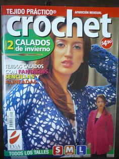 Tejido practico Crochet - №2
