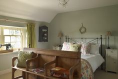 Explore the master bedroom | Pudding Cottage - Luxury country cottage near the beautiful City of Bath