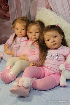 Доброго времени суток, дорогие жители сайта. Так получилось само собой, что выпала возможность собрать вместе на один вечерок трех сестричек
